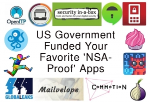 "US Government Infiltrated Most ""Security"" Software"