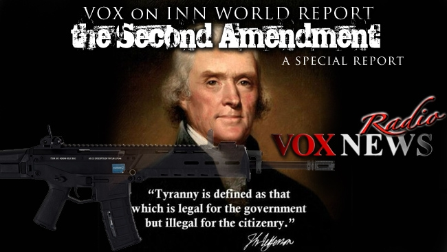 Vox on INN World Report - Second Amendment Special