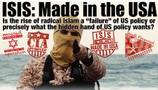 ISIS: Made in the USA