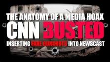 CNN caught inserting fake gunshots into broadcast
