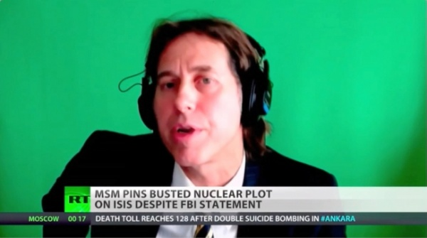 """Vox on ISIS """"Nuclear Threat"""""""