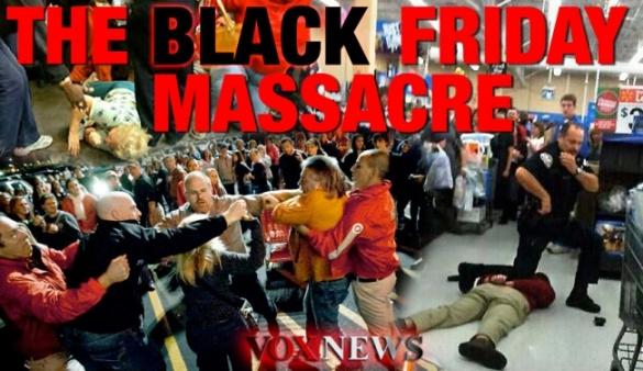Black Friday Massacre