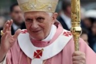 Pope Benedict Comes Out as Gay