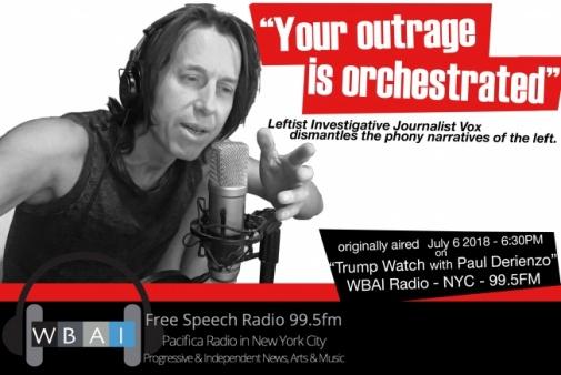 Leftist journalist attacks the bogus narratives of the left.