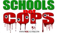 Schools Not Cops